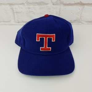 1980's MLB Texas Rangers Fitted Baseball Hat